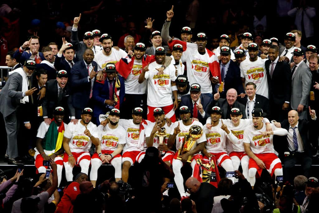 Drake Curse finally ends with Raptors championship win
