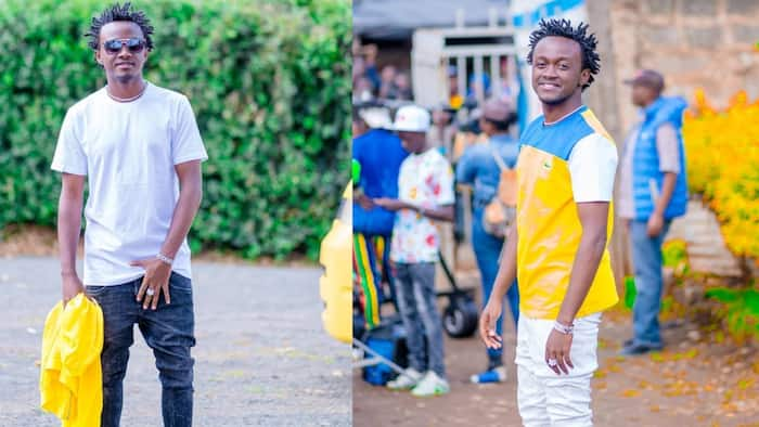 Bahati Says Scandals Stopped Following Him Since He Ditched Gospel Industry