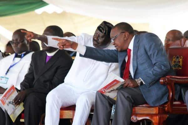 Raila alakiwa na wafuasi wachache akizuru Kisumu kutangaza kuhusu ziara ya Rais Uhuru