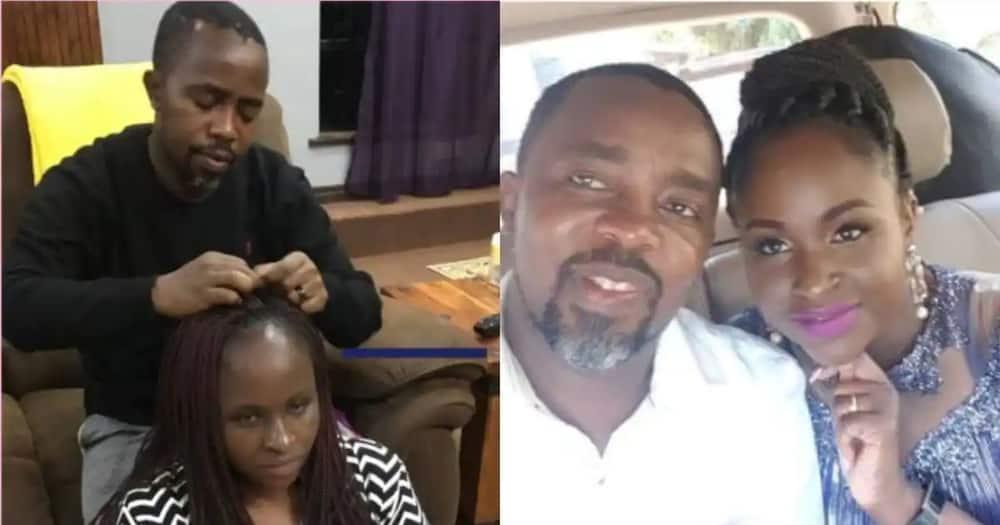 Mercy Masika and David Muguro.