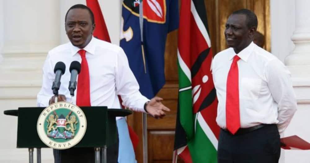 State House Kenya.