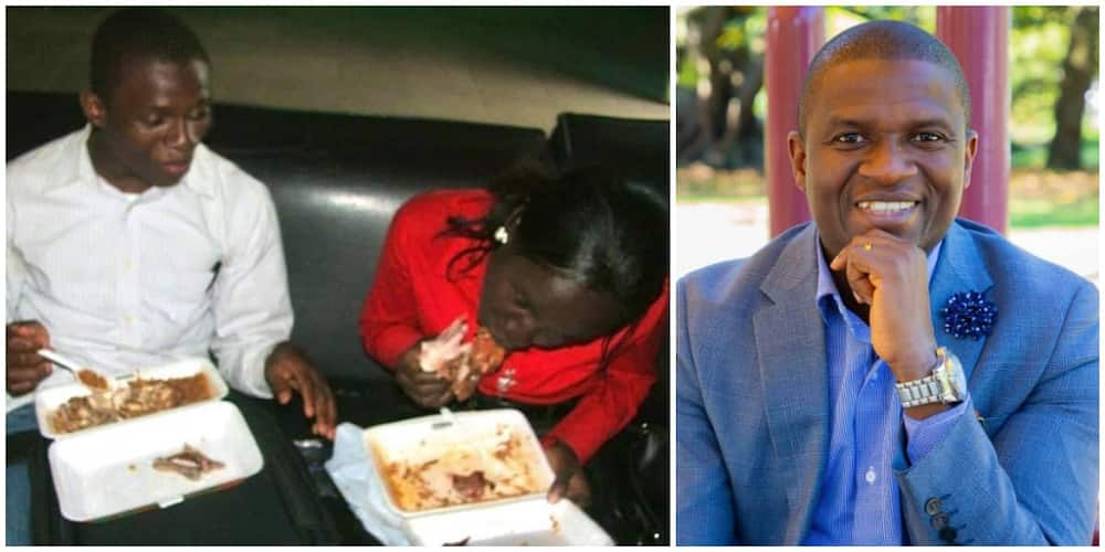 Social media users reacted after a pastor shared how chicken can be used in 'catching' fake partners.