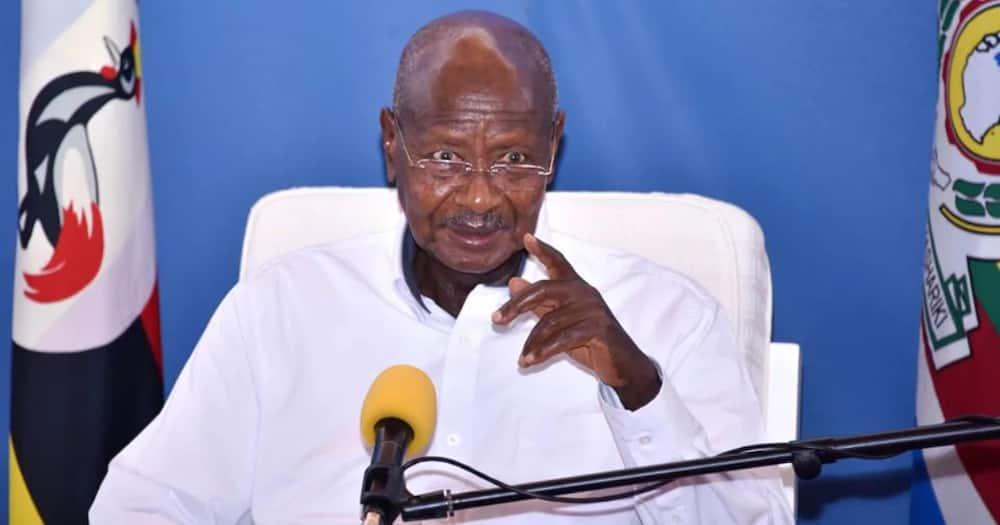 Rais Museveni abadilisha majina huku uchaguzi mkuu ukikaribia