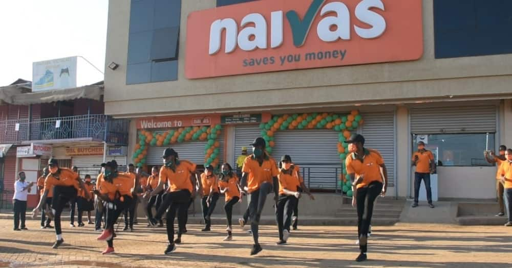 The Ngong town branch brought the supermarket's total number of stores to 55 in Kenya.