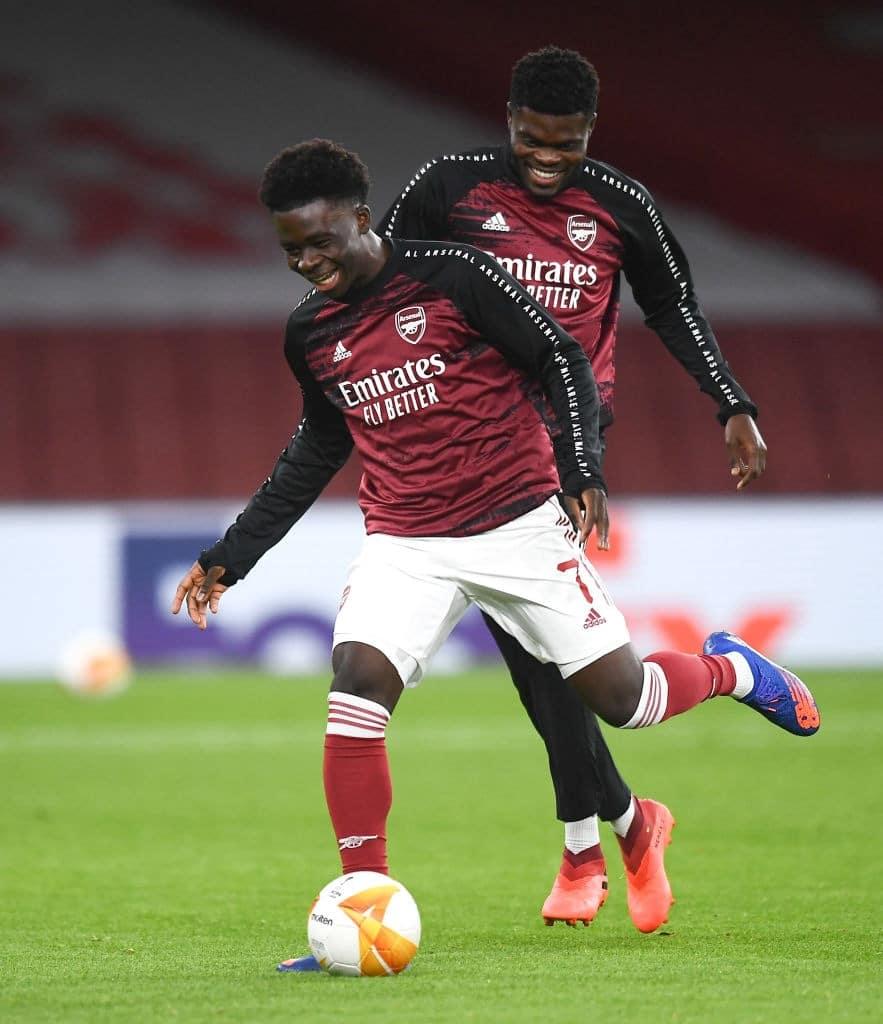 Thomas Partey, 2 other Arsenal stars to miss Europa League clash vs Molde