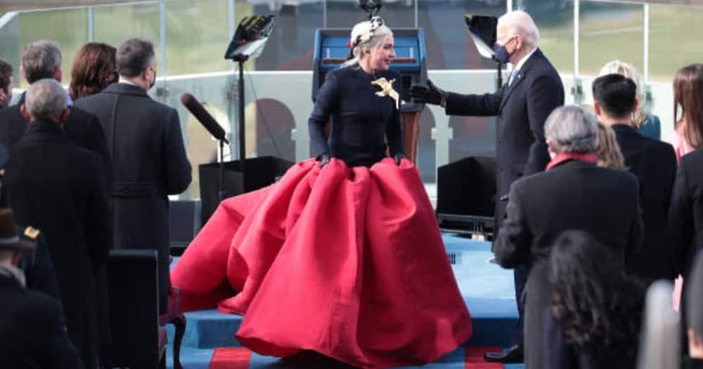 Joe Biden inauguration: Jubilation, flags, face masks as ceremony gets underway