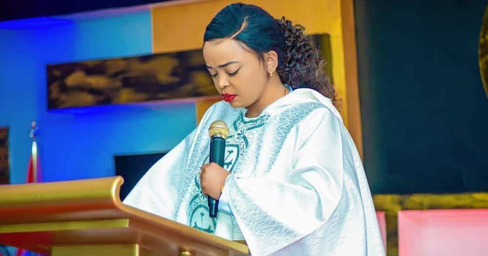 Rev Lucy Natasha