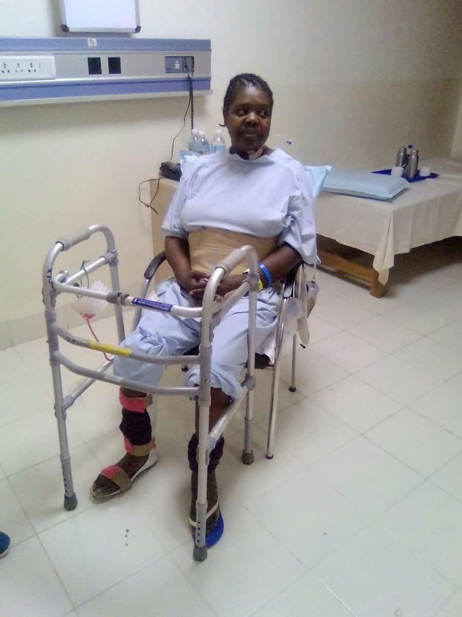 Blogs: How wrong surgery at Nairobi Hospital has left me paralysed