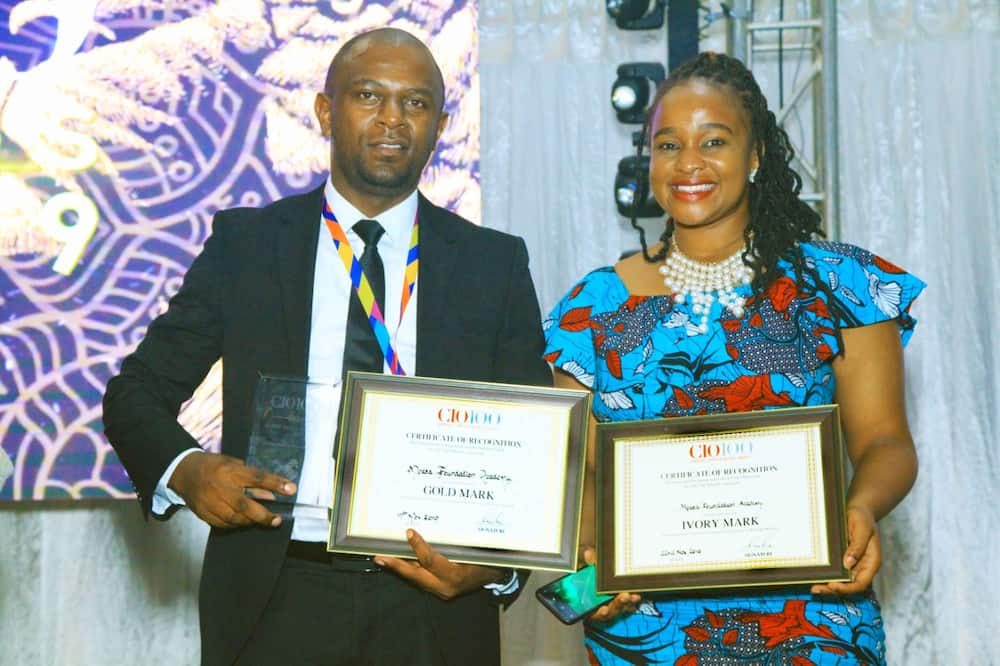 M-Pesa Foundation Academy wins Top ICT award