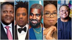 15 richest black people in the world, 2020 list