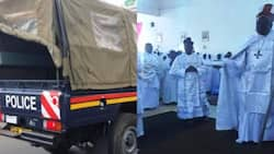 Coronavirus update: Over 20 worshippers arrested in Siaya for attending church against govt's directive