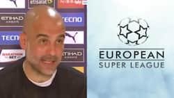 Guardiola gives brutally honest take on European Super League