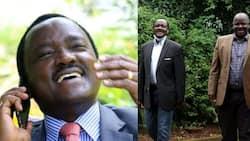 Kalonzo Musyoka hosts ex-governor Isaac Ruto as new political alliances emerge