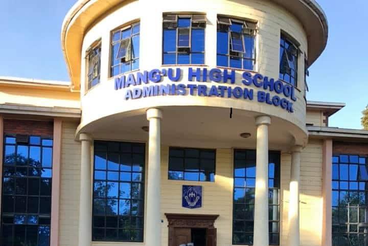 Mangu High School
