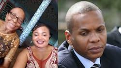 Politician Danson Mungatana loses mum