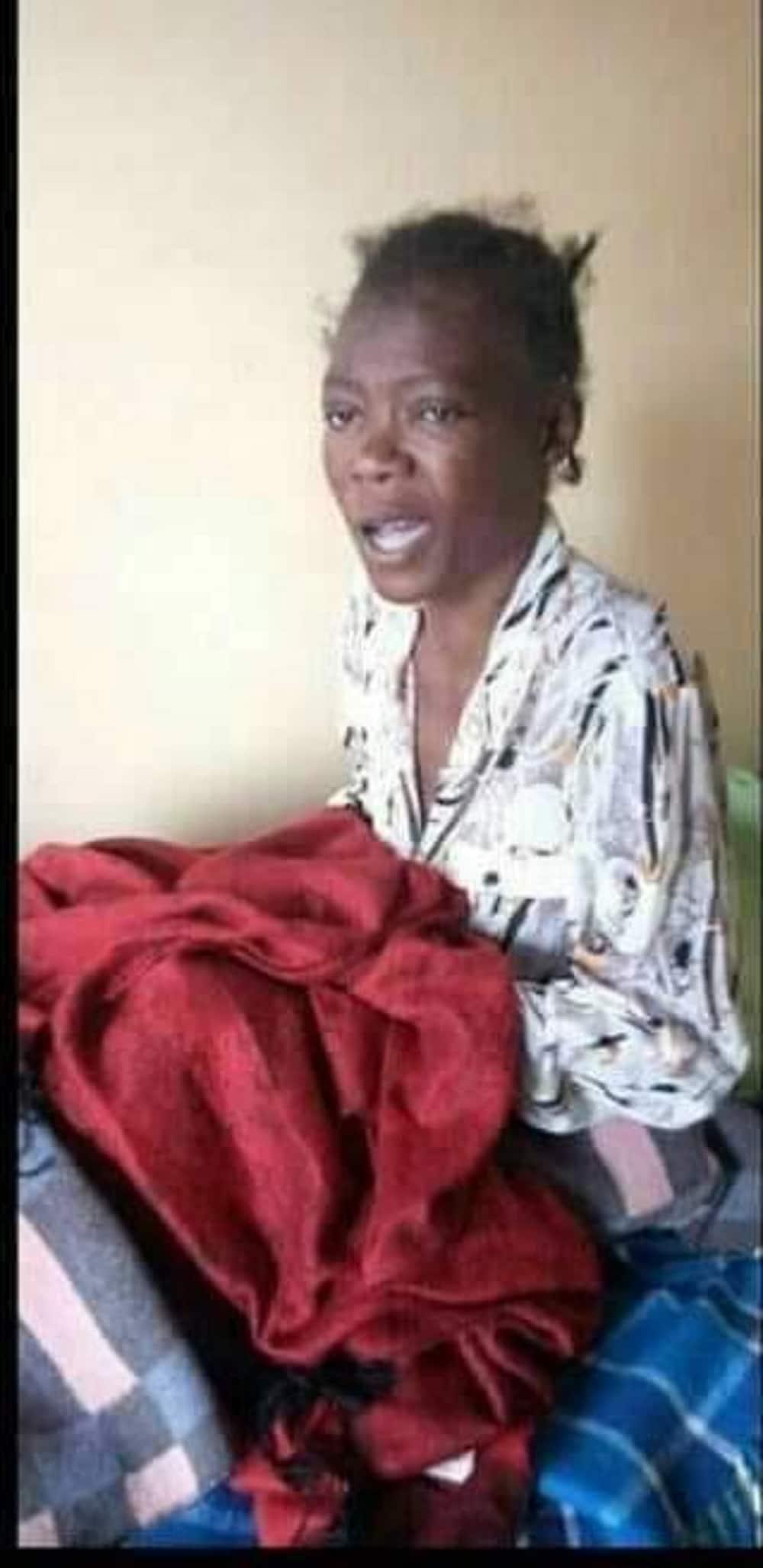 Mamake mwimbaji Lady Maureen athibitisha mwanawe yuko hai