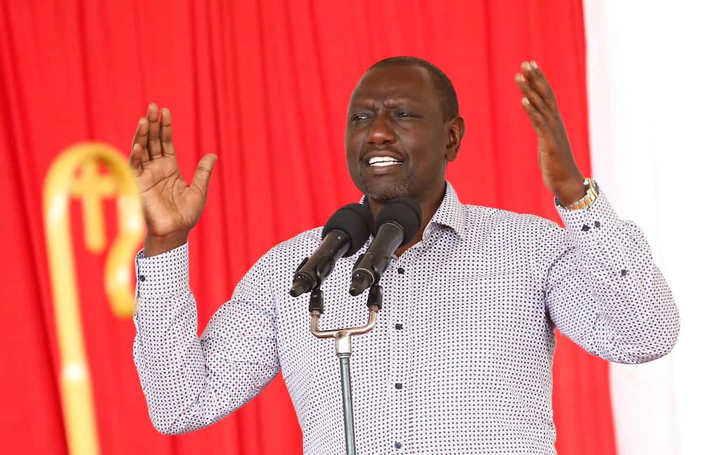 David Murathe: DP Ruto hana kazi, majukumu yake yalichukuliwa na Waziri Matiang'i