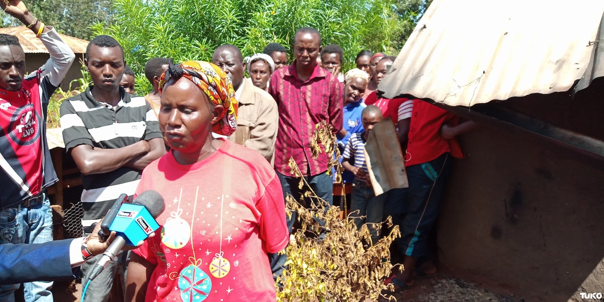 Murang'a man clobbers father to death, dumps body in river after dispute