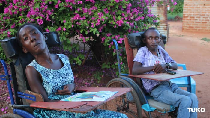 Widow pleads for help after raising two disabled children for 25 years