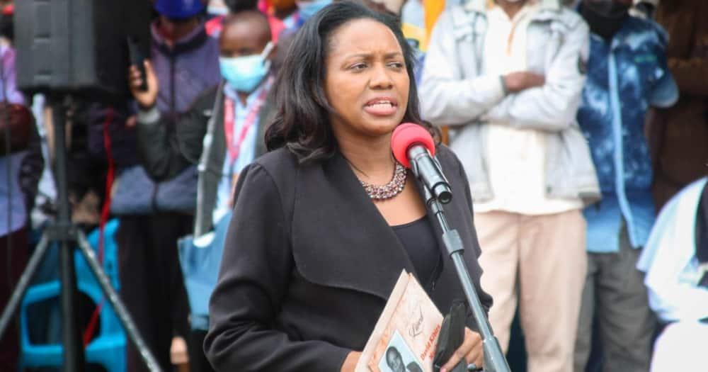 Seneta Kihika na Junet Mohammed Warushiana Cheche Mazishini