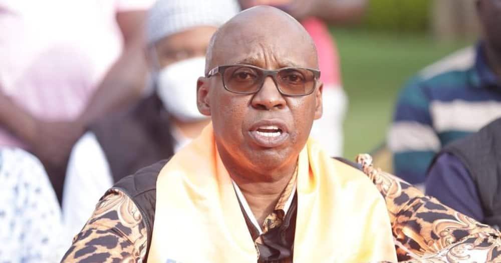 Jimmy Wanjigi. Photo: Jimmy Wanjigi.