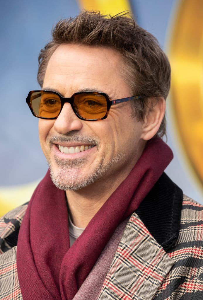 How much is Robert Downey Jr worth 2020