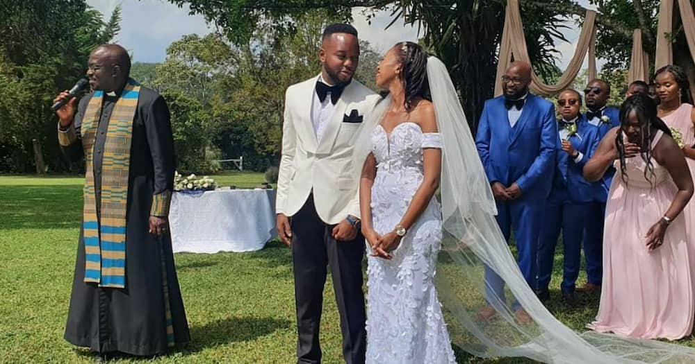 Alice Kimanzi honoured to sing at beautiful wedding of couple who featured in her music video