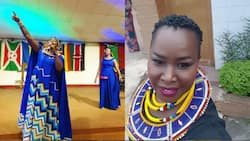 Emmy Kosgei says no Kalenjin man approached her, most of them are introverts