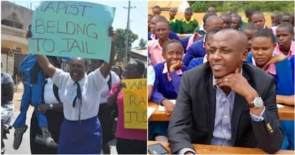 Mutula Kilonzo says his law firm will never represent rape suspects