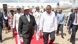 Museveni alichangamsha sana katika maziko ya hayati Mzee Moi, Kiswahili chake kilikuwa safi