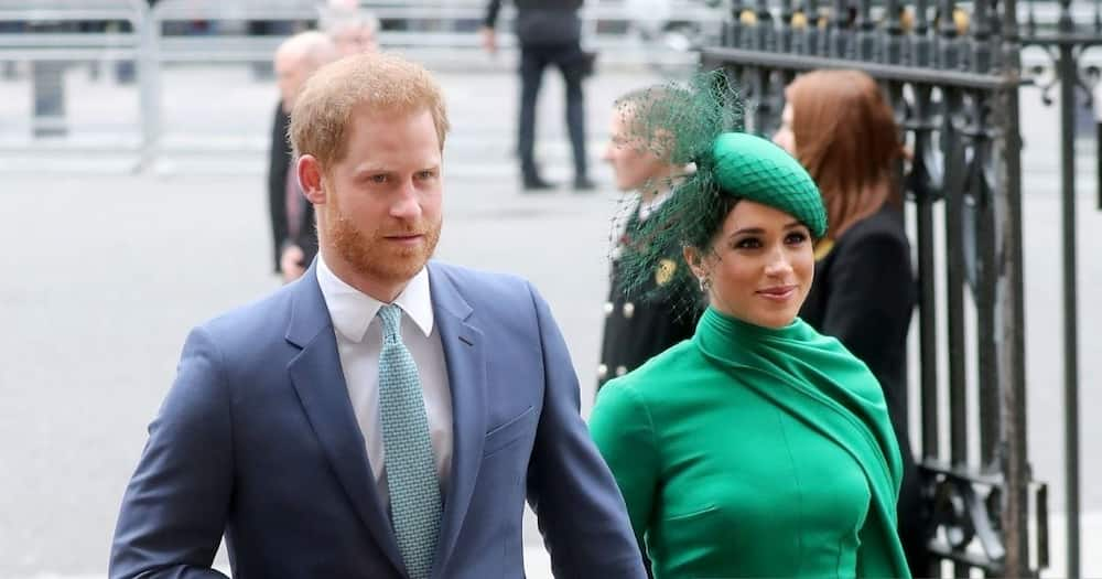 Prince Harry, Meghan, launch website, new foundation Pls export
