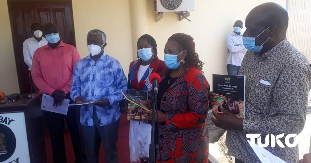 Homa Bay: Ray of hope as HIV prevalence drops from 27 to 18.6 percent