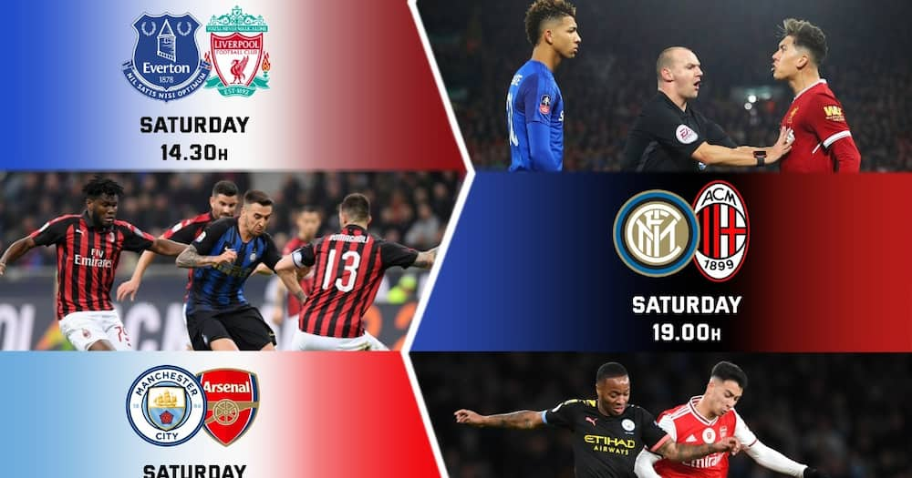 Biggest football fixtures of the weekend: What are the odds?