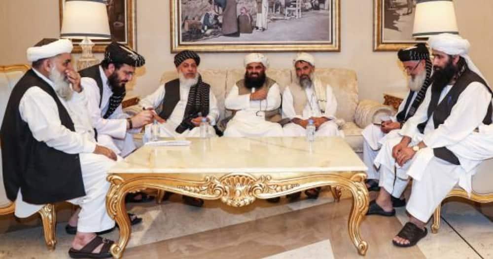 Taliban has taken control of Afghanistan.