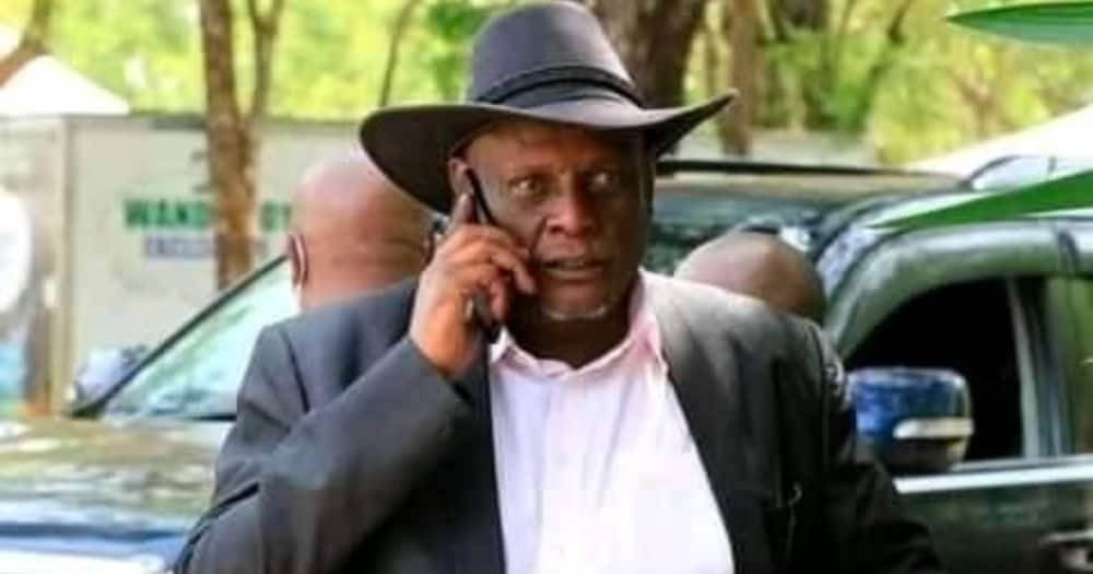 """Jubilee Party Dismisses Claims David Murathe Has Resigned as Vice Chair: """"He's Working Diligently"""""""