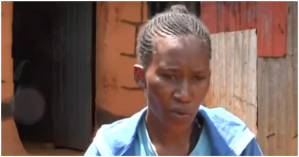 Grace Nyanchera was grateful to media houses that highlighted her plight to find the missing child.
