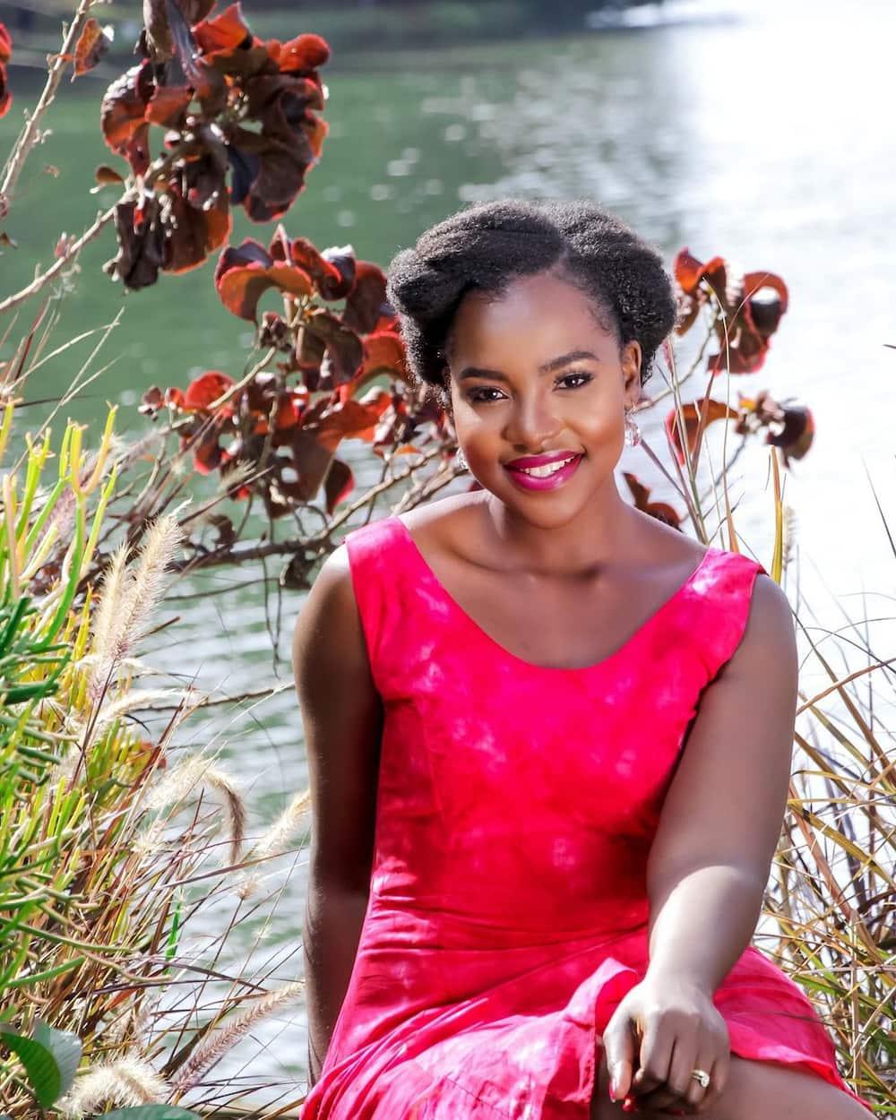 Beautiful ladies in Kenya
