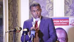 DPP Noordin Haji Wants DCI Officer Who Linked Justice Sankale to Tob Cohen's Murder Charged