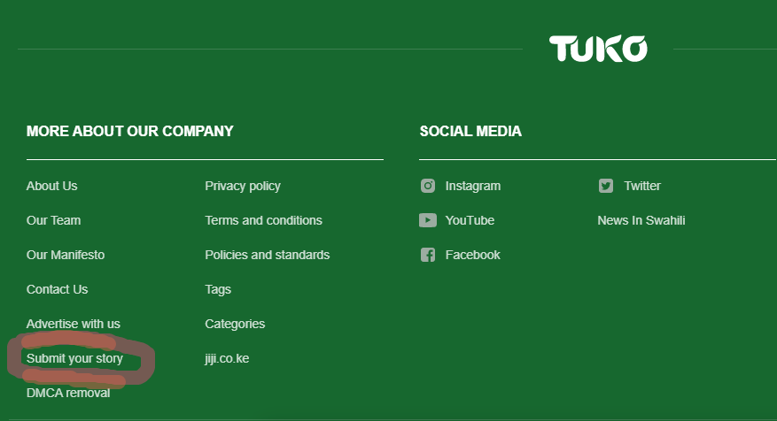 How to become a TUKO.co.ke contributor and share your own story