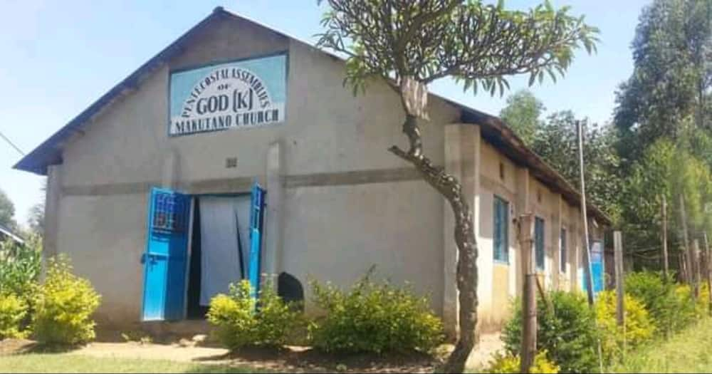 Kakamega: Thieves Break Into Church, Steal Pastor's Underwear, Food and Cash