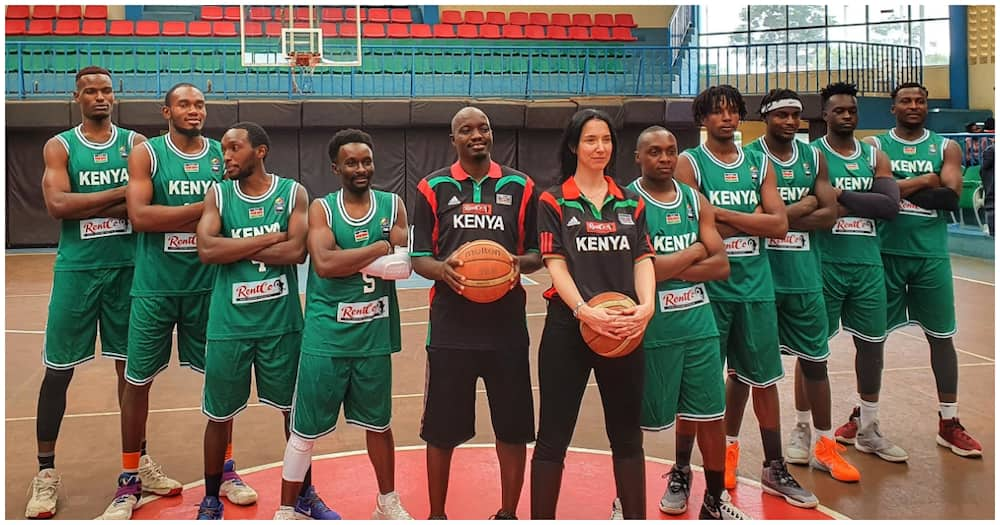 Liz Mills: Australian woman who helped Kenya Morans qualify for FIBA tourney for first time in 28 years
