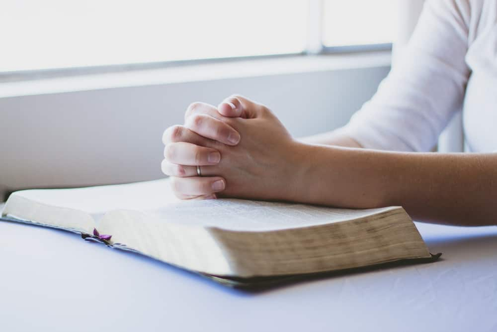 Prayer in sickness
