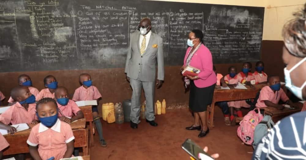 Teachers sending learners home for fees will be dealt with vigorously, Magoha warns