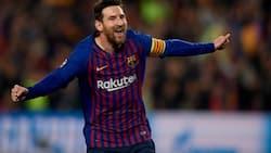 Lionel Messi beats Ronaldo to prestigious UEFA award
