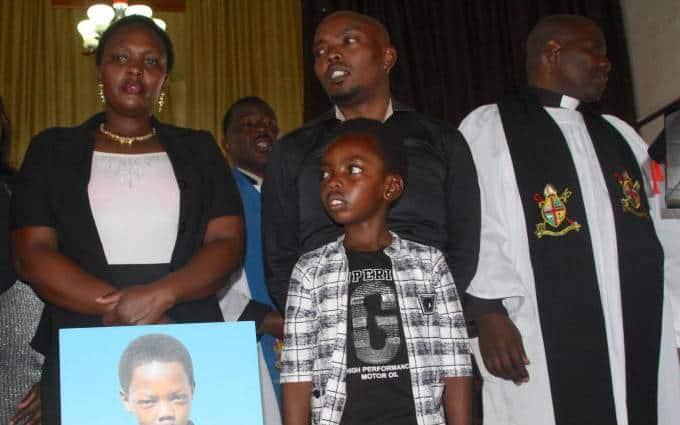 Hatimaye Brian Kimani azikwa baada ya mwili wake kuzuiliwa hospitalini kwa miezi 4