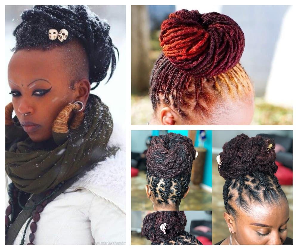 dreadlock hairstyles for women