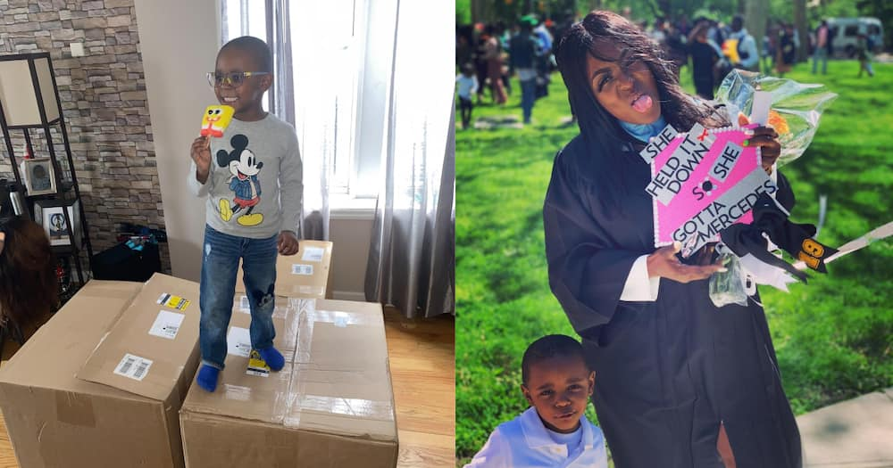 Mom to 4-Year-Old Boy Who Mistakenly Bought KSh 280k Worth of Ice Cream
