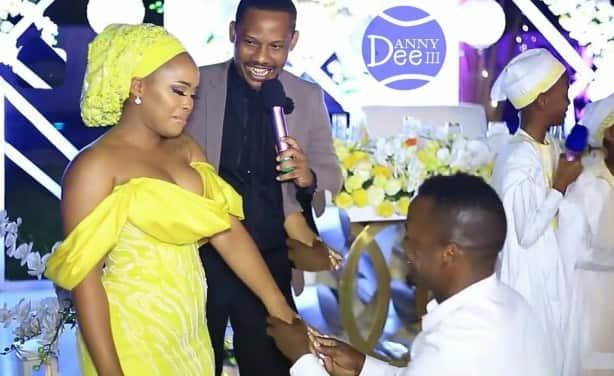 Aliyekuwa mpenziwe Steven Kanumba, Lulu afanya harusi kisiri na 'ex' wa Mobetto