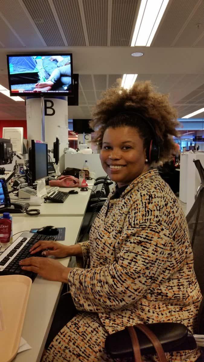 BBC political correspondent
