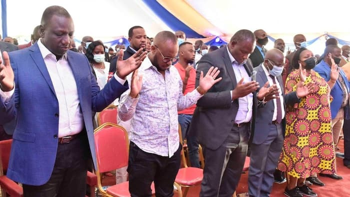Opinion: Mt Kenya Voters Hold Sword of Damocles Over William Ruto's Presidential Bid